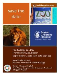 Boston Zoo Day