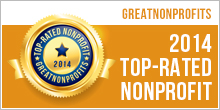 badge 2014 Great Nonprofits