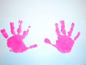 pink handprints (640x480)