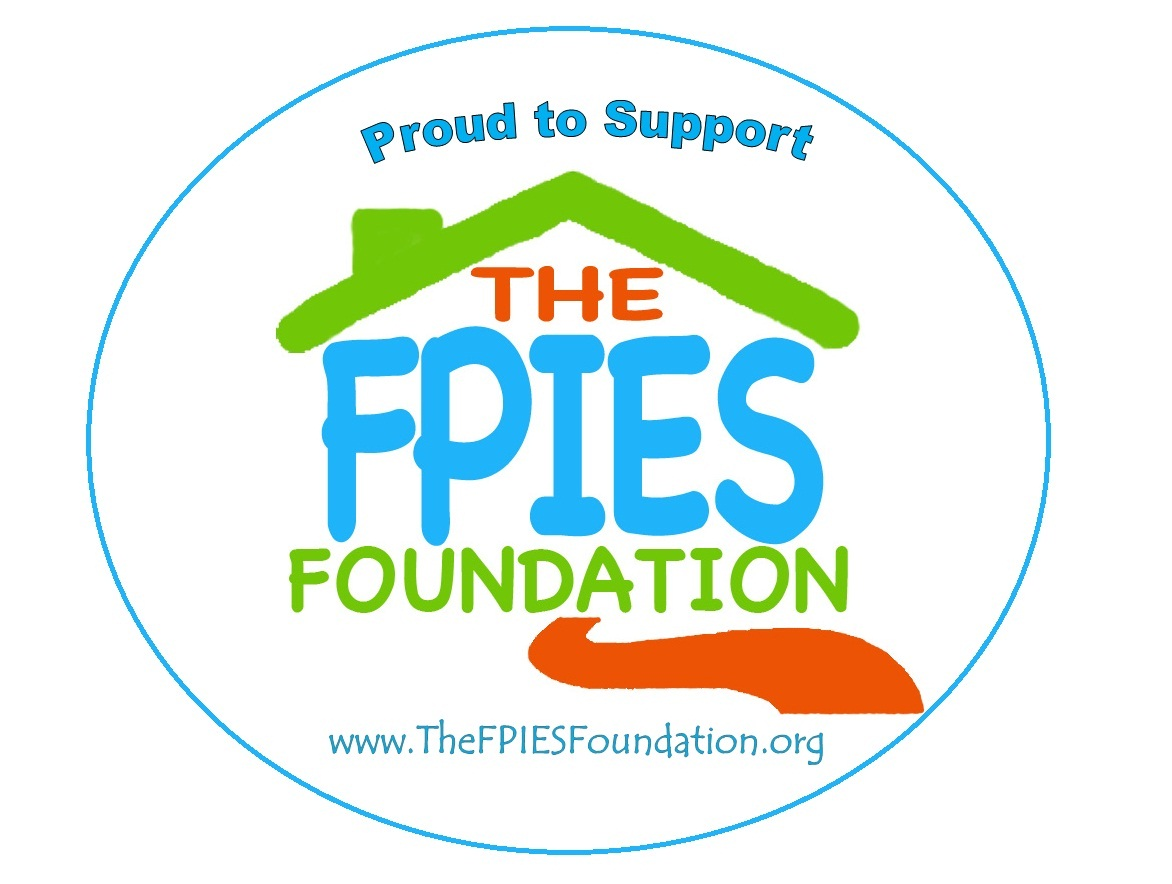 Proud to Support The FPIES Foundation button