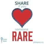 Share rare