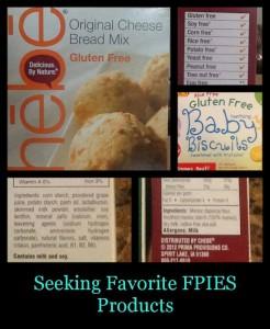 seeking favorite recipes