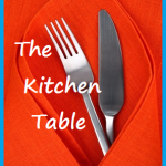 the kitchen table button