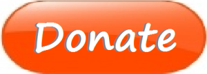 orange gradient donate button