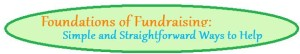 simple straightforward fundraising