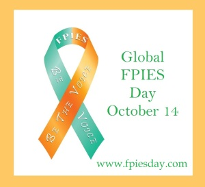 Global FPIES Day Badge