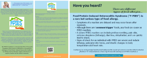 awareness card collage