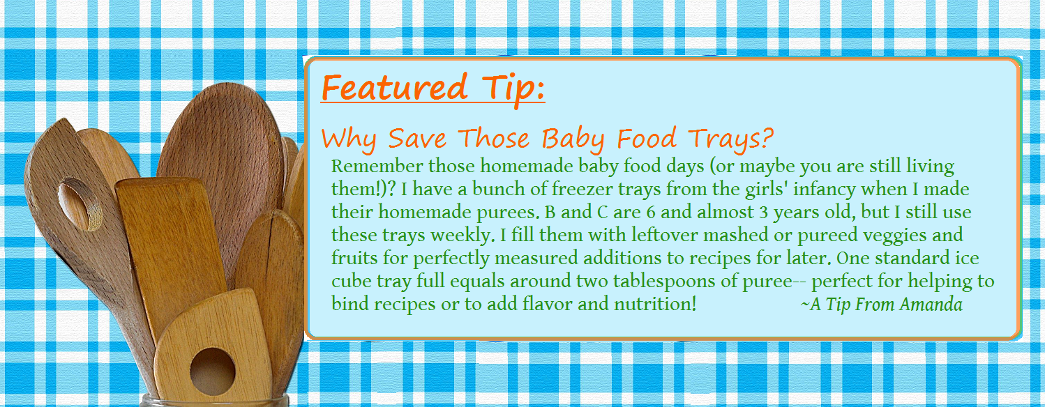 baby food tray featured tip close up