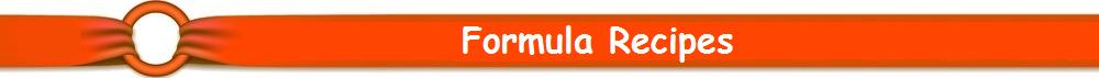 formula recipes