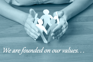 founded on our values