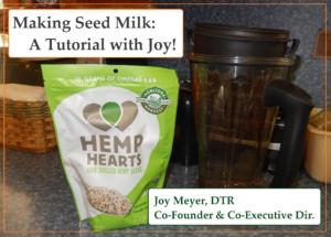 making-seed-milk
