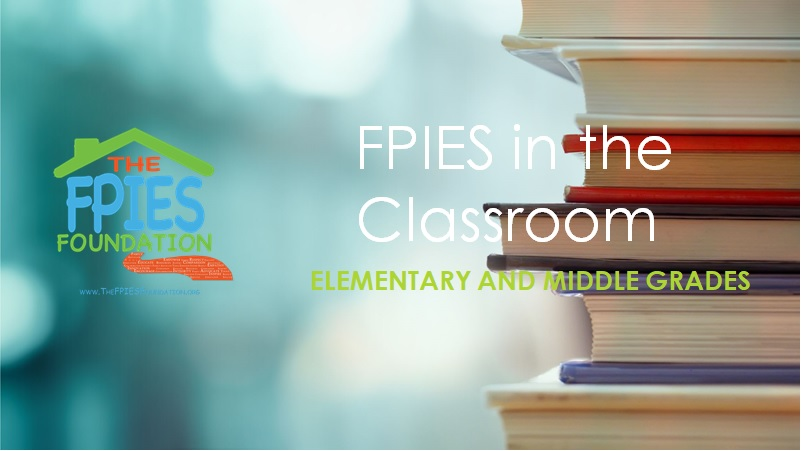 FPIES in the Classroom