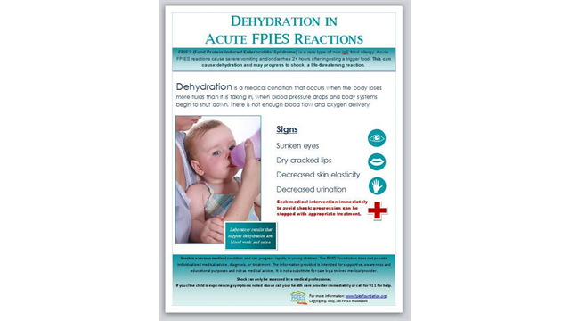 Signs of Dehydration Can Appear Quickly in Children