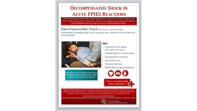 Decompensated Shock Can Result When Compensated Shock is not Treated